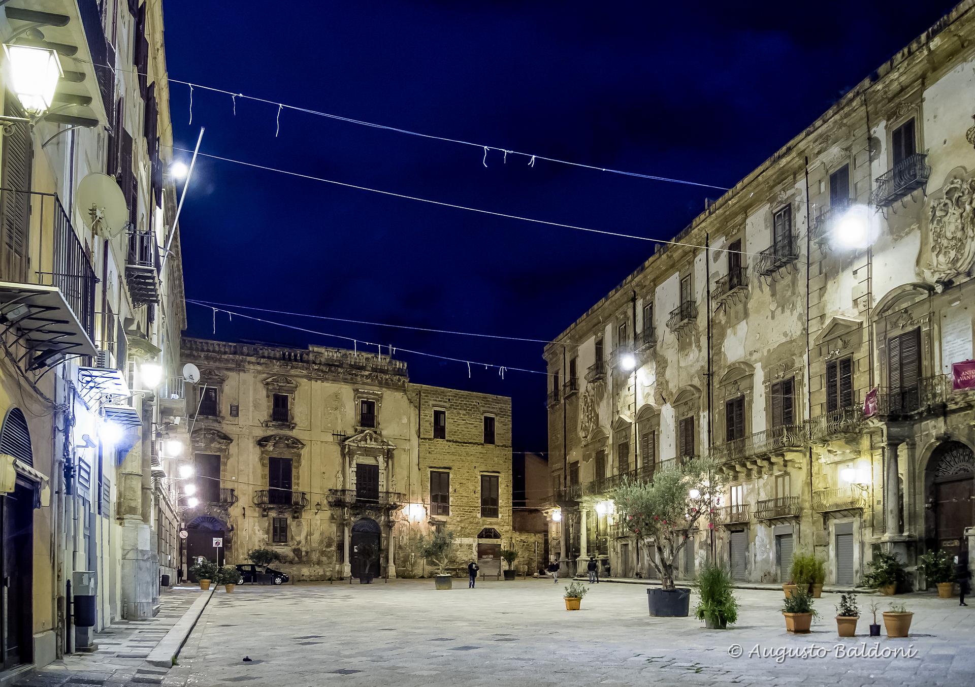 PALERMO - Piazza Bologni
