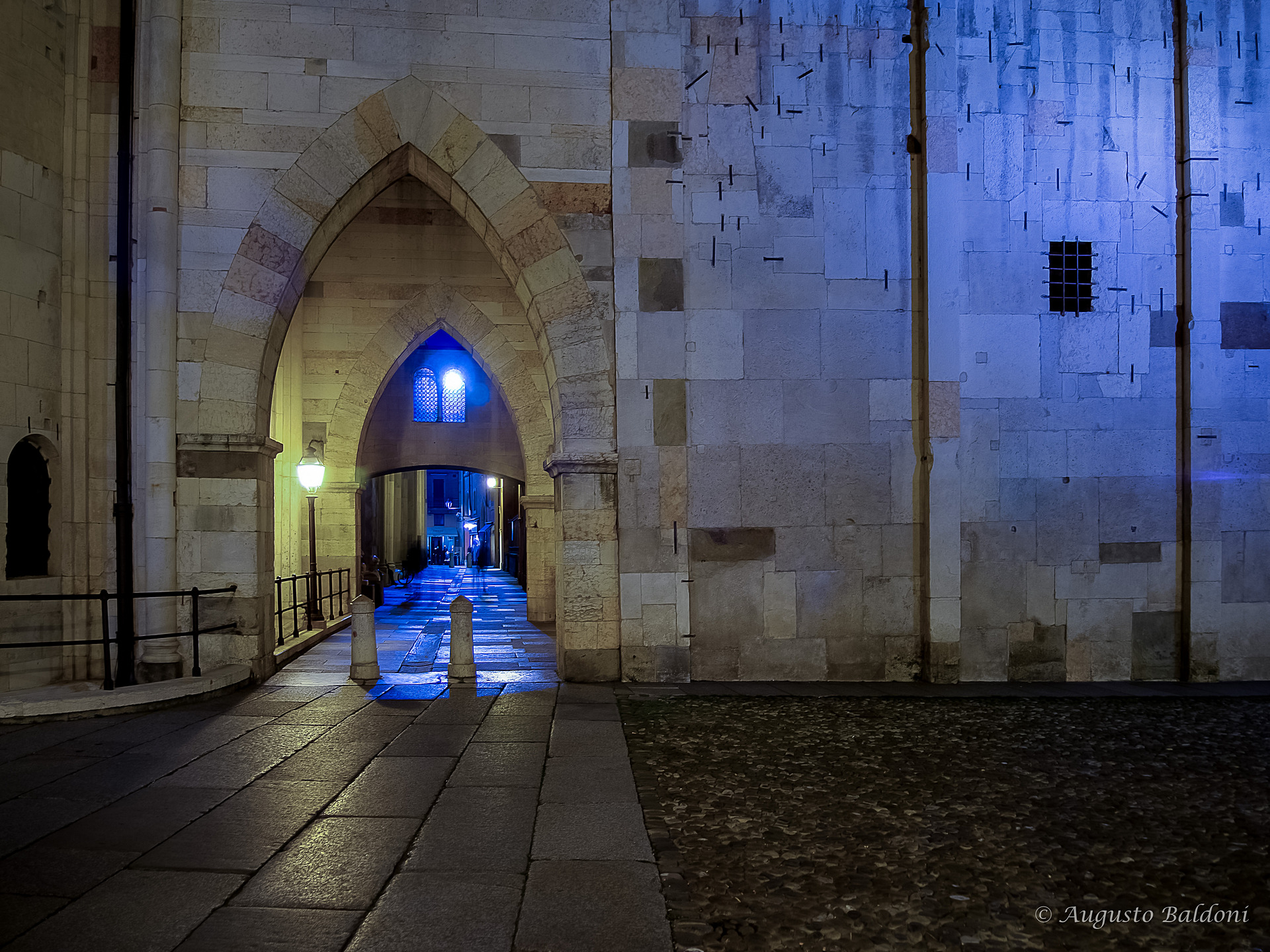 MODENA - Particolare del Duomo